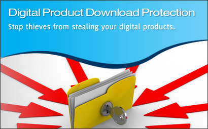 Digital download protection