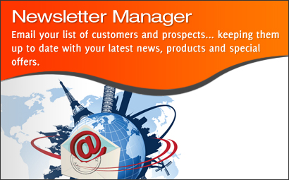 Newsletter manager